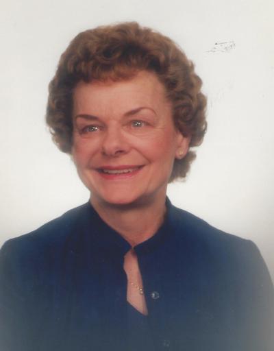 Doris Jeanette Stover Cox photo
