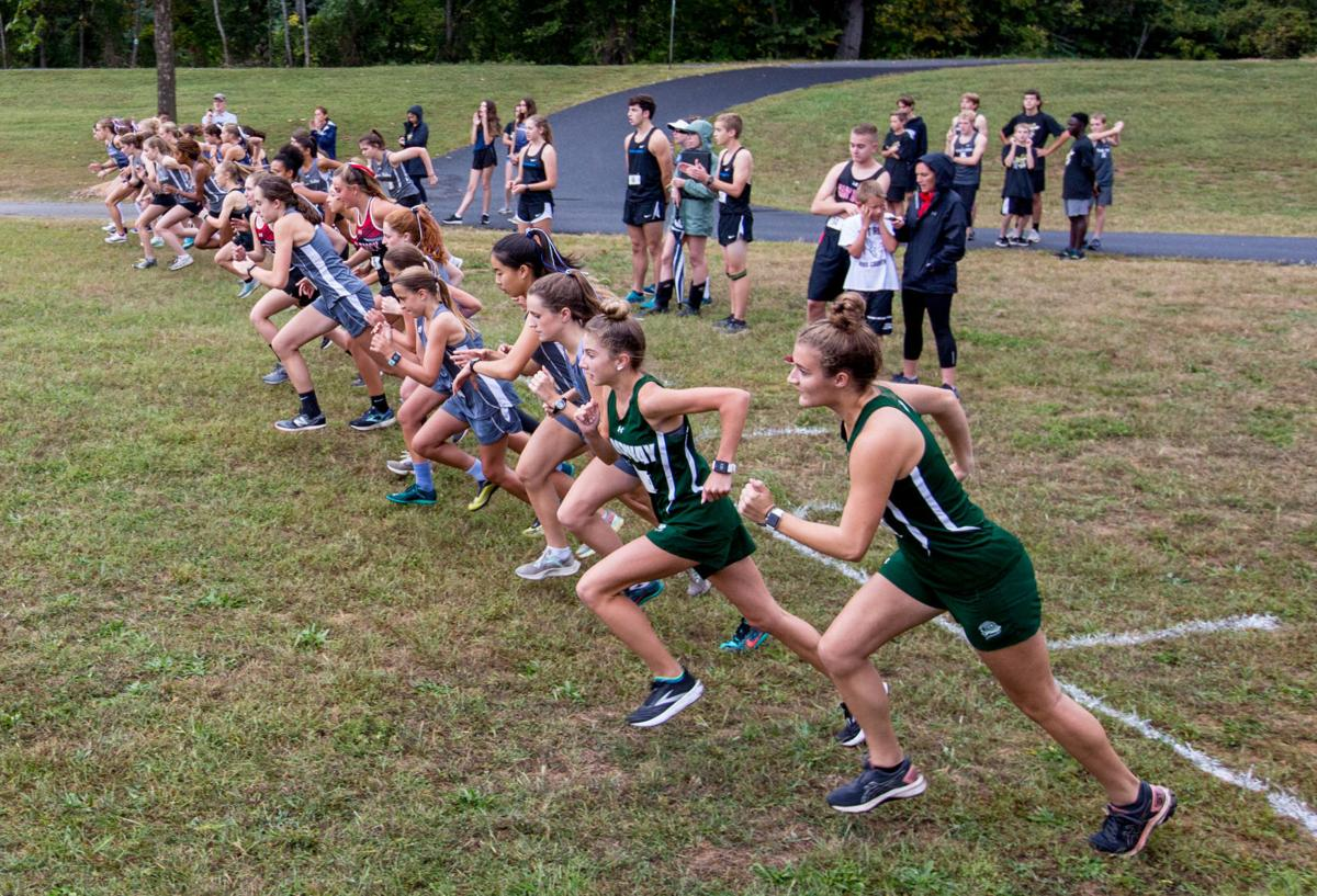 City/County Cross Country Championships