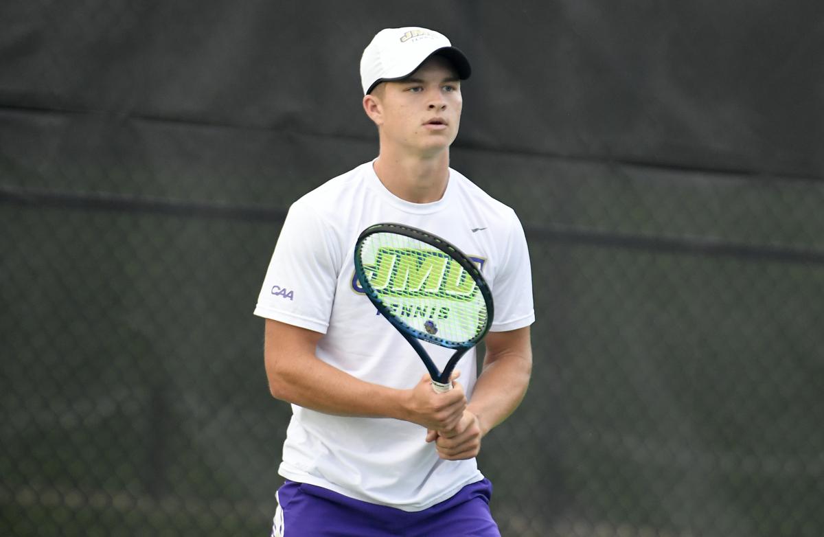 JMU Tennis Lede