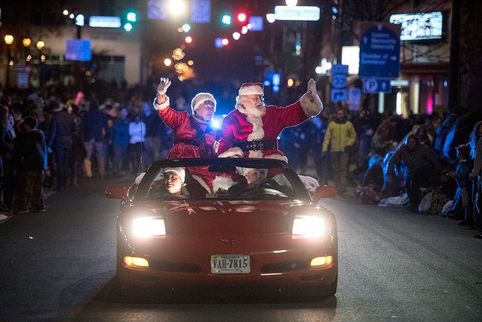 Harrisonburg Christmas Parade 2020 Getting Into The Christmas Spirit | Harrisonburg | dnronline.com