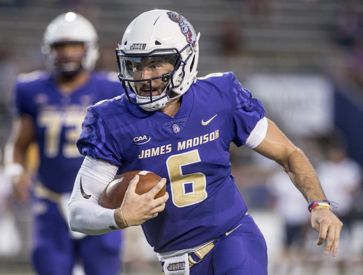James Madison West Virginia Preview Football