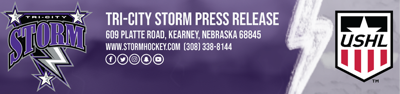Tri-City Storm announce roster for 20th Anniversary Season
