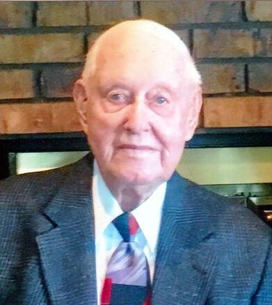"Bernard W. ""Bernie""  Cosgriff, 92"