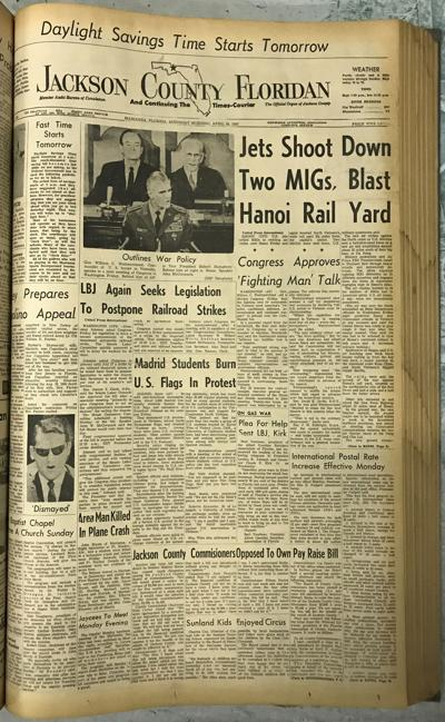From the Floridan archives: 1967
