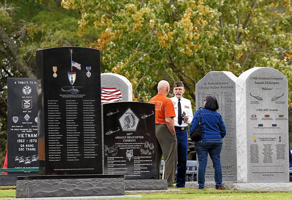 Fort Rucker Veterans Day ceremony