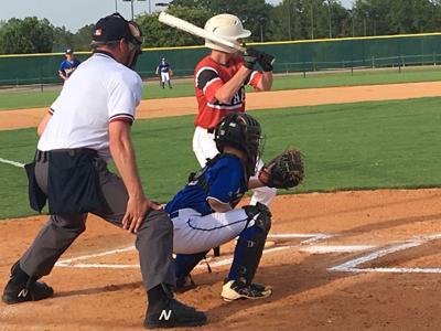Dixie Boys 14 batter