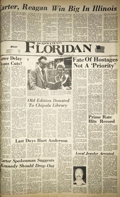 From the Floridan archives: 1980