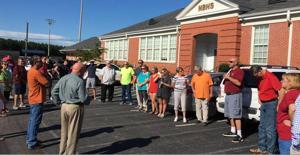 Annual Prayer Walk at schools set this Sunday