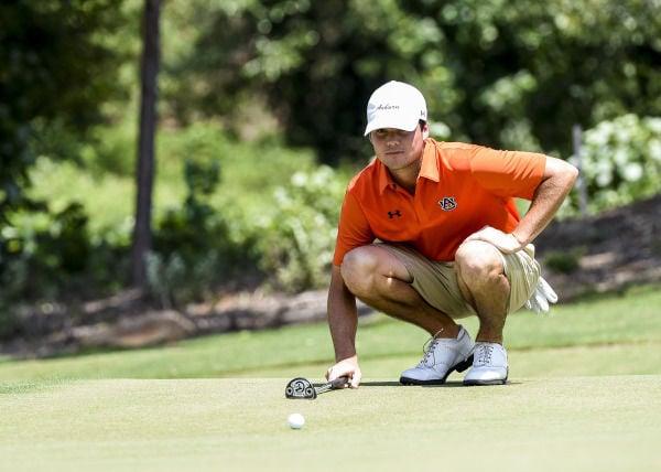COLLEGE GOLF: Harris named top golf scholar (07/27)