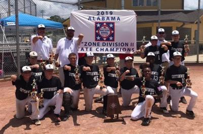Cottonwood captures Dixie Ozone Division II state title