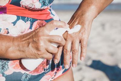 Tan Skin Sunscreen