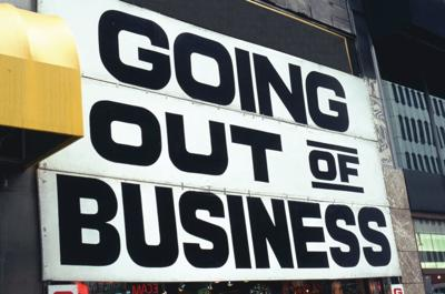 going out of business generic