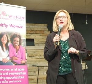 Healthy Woman holds first meeting of 2018