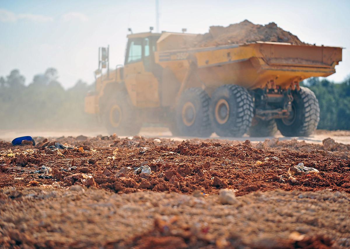 Dothan City landfill