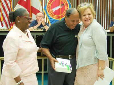 SEACAP honors mayor for years of board service
