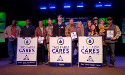 Farm City awards: CARES