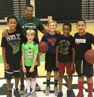ESCC basketball camp emphasizes fundamentals, teamwork