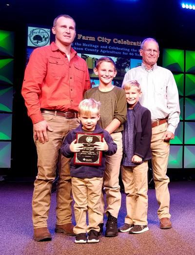 Farm City awards: Corn Farmers