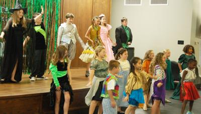 SEACT Summer Camp concludes with performance