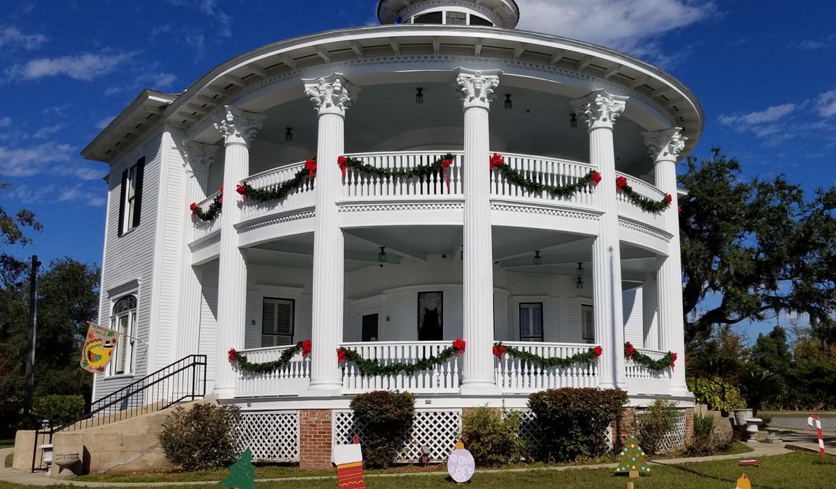 Russ House ready for Christmas