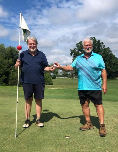 CCA hole-in-one
