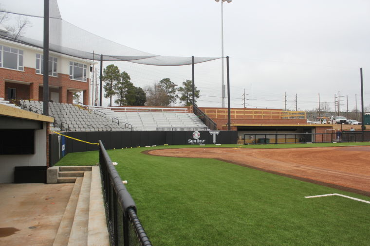 Auburn Way Autos >> Troy softball team to unveil new field against strong competition | Troy University Sports ...