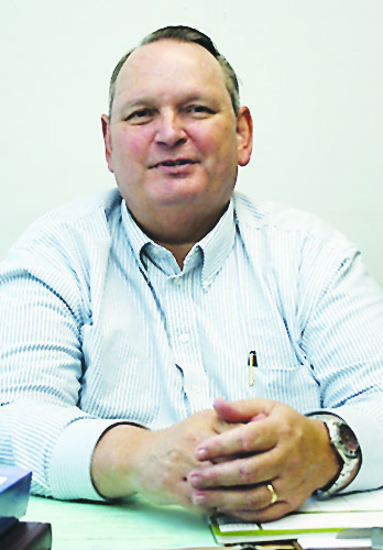 UMC district superintendent returns to his root   Local