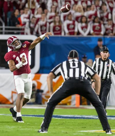 Tide downs Oklahoma; reaches title game versus Clemson ...