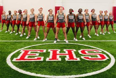 Eufaula High Cheerleaders