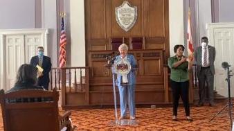 Gov. Kay Ivey press conference - June 30, 2020