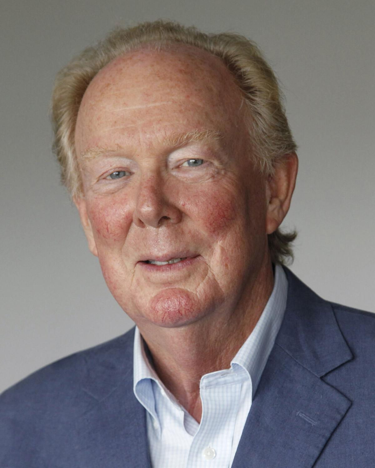 John Rosemond, nationally syndicated advice columnist, is photographed at the Herald-Leader on July 16, 2013 in Lexington, Ky..