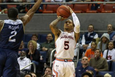 Auburn Basketball Team Set To Play At South Alabama Auburn