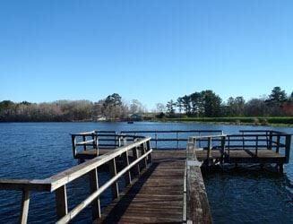 Drawdown of Holmes County lake begins in November
