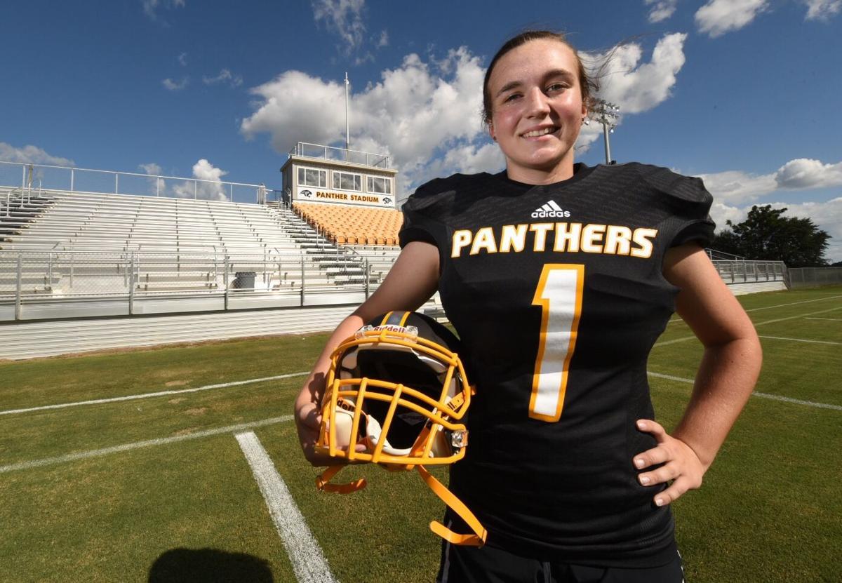 Ashton Car Sales >> Wicksburg's female kicker Ashton White is no joke | High School Sports | dothaneagle.com