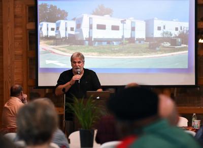 Southeast Alabama Coalition on Homelessness workshop