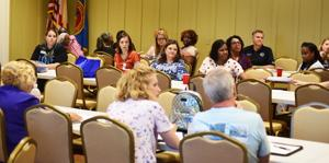 Help, support emphasis of Service Agencies meeting