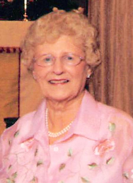 Keyton Weissinger, Elizabeth (Betty) Ann