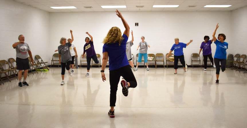 SilverFit program offers fitness for