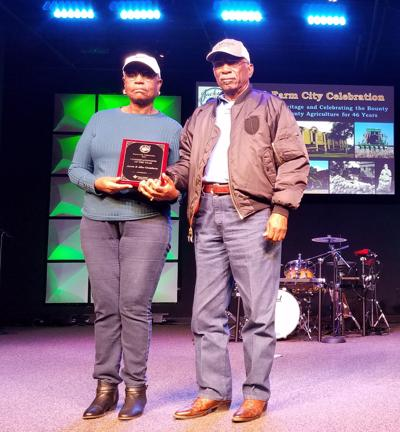 Farm City awards: Conservationists