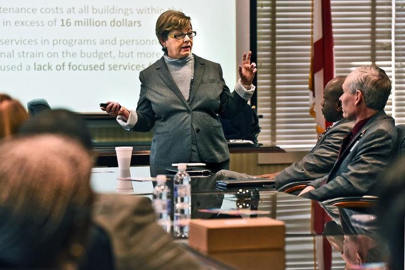 Dothan City Schools restructuring plan