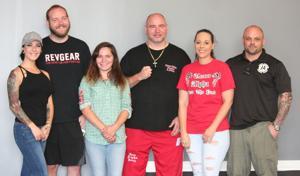 Team Alpha VIP Fitness prepares program for underprivileged youth