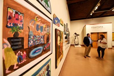 Museum offers galleries for holiday gatherings