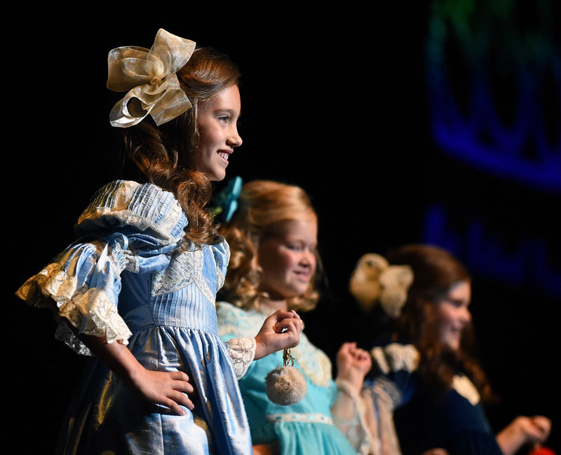 Little Miss National Peanut Festival pageant 2019
