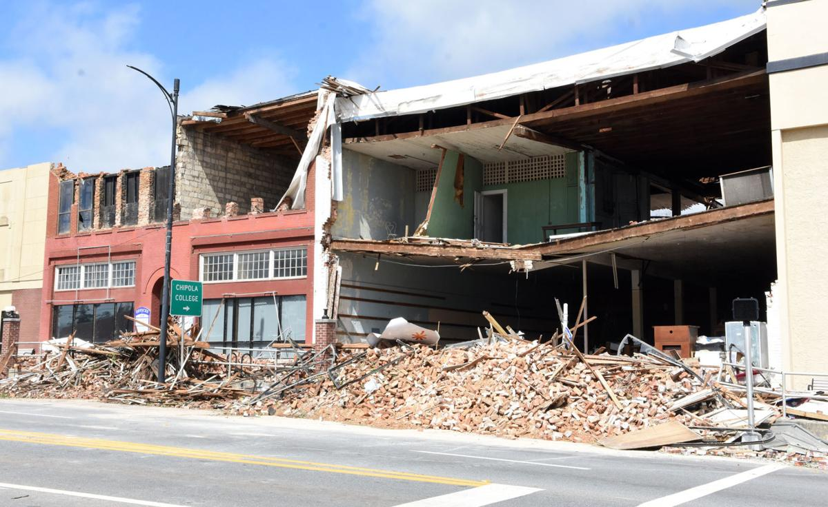 Hurricane Michael devastates Jackson County
