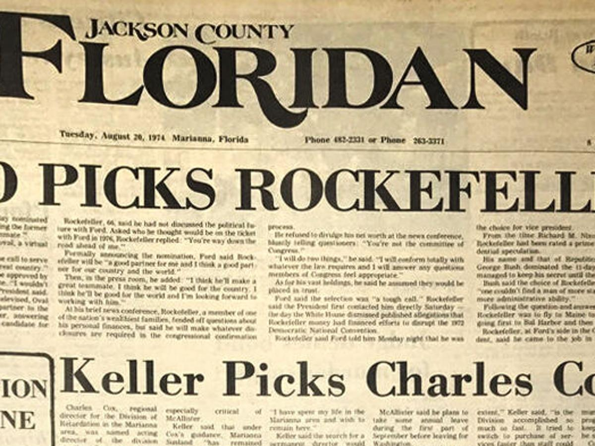 From the Floridan archives: 1974 | News | dothaneagle.com