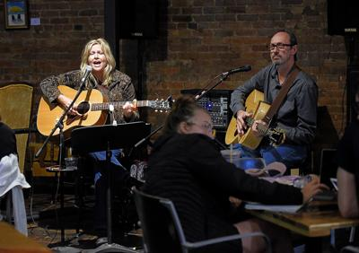 Songwriters get the spotlight in musical series at Mural City Coffee Co.