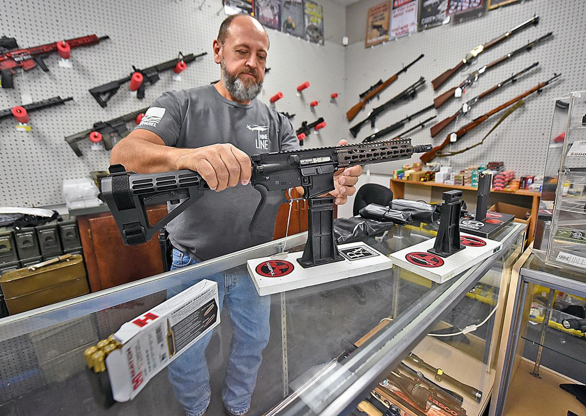 Gun sales, gun permits, FBI background checks skyrocket during June (copy)