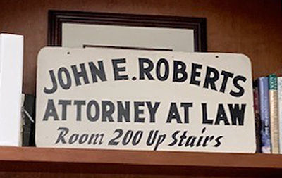 John Roberts: Celebrating 50 years of legal service in Jackson County