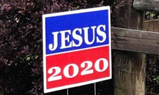 "Sampey Memorial Baptist Church  ""Jesus 2020"""