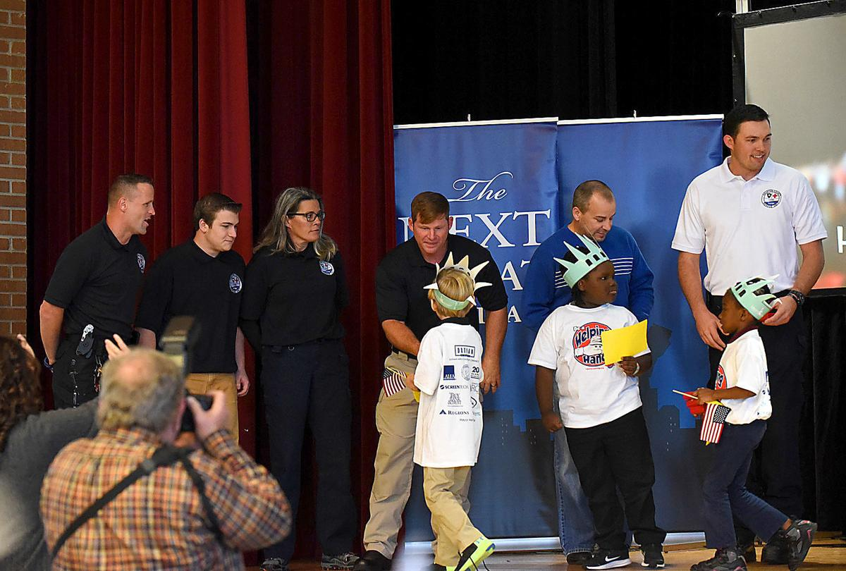 Houston County Rescue dive team honored